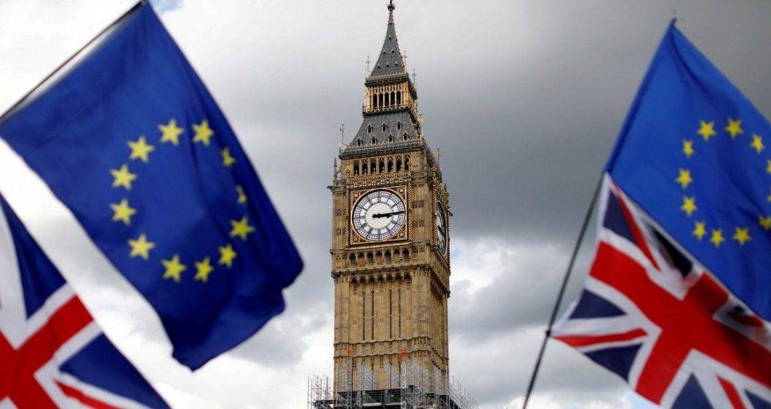 Великобританія офіційно вийшла з Євросоюзу