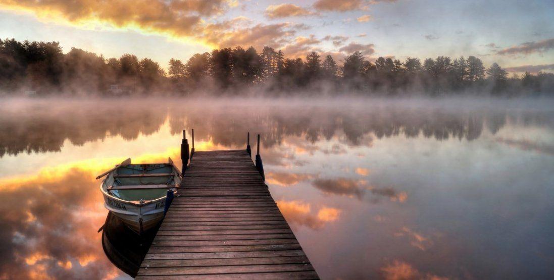 На березі озера у волинському селі у човні знайшли тіло чоловіка