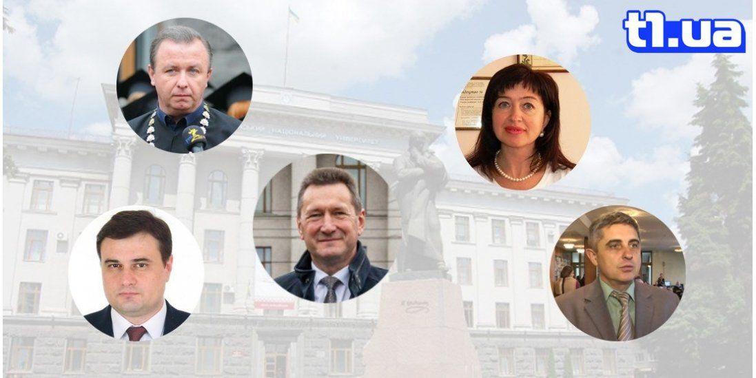 Проректори СНУ імені Лесі Українки: хто вони