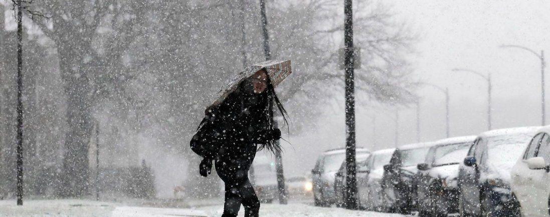 Сьогодні в Україні – дощі та мокрий сніг