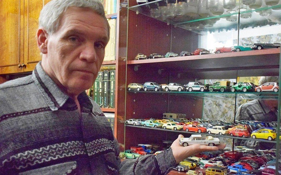 У колекції афганця – понад 300 автомобілів