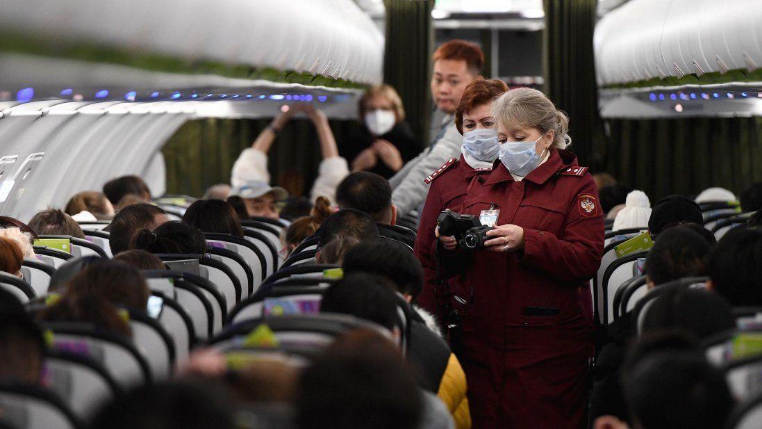 Коли українців евакуюють зКитаю
