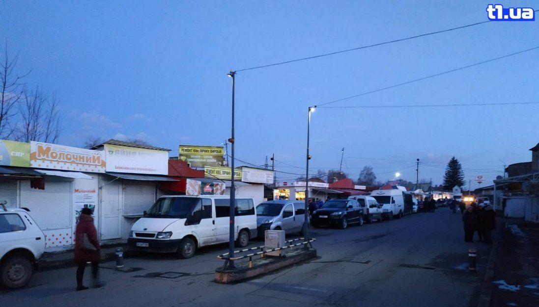 У поліції прокоментували ситуацію на Центральному ринку Луцька