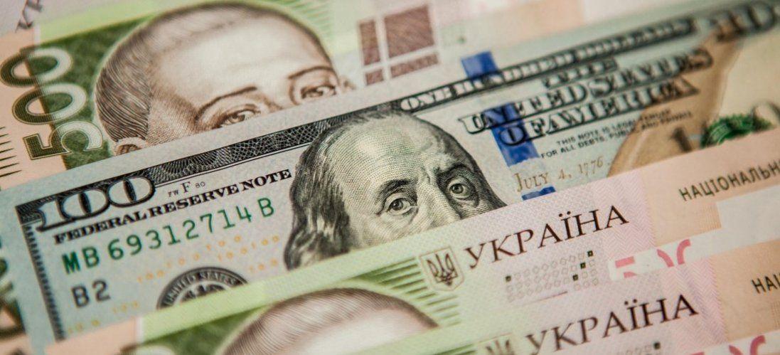 Долар і євро прискорили зростання