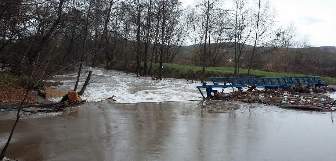 На Закарпатті очікують паводка: які населені пункти може підтопити