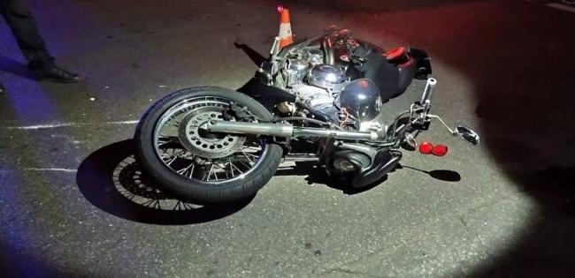На Волині через зіткнення мотоблока з мотоциклом водій – у реанімації