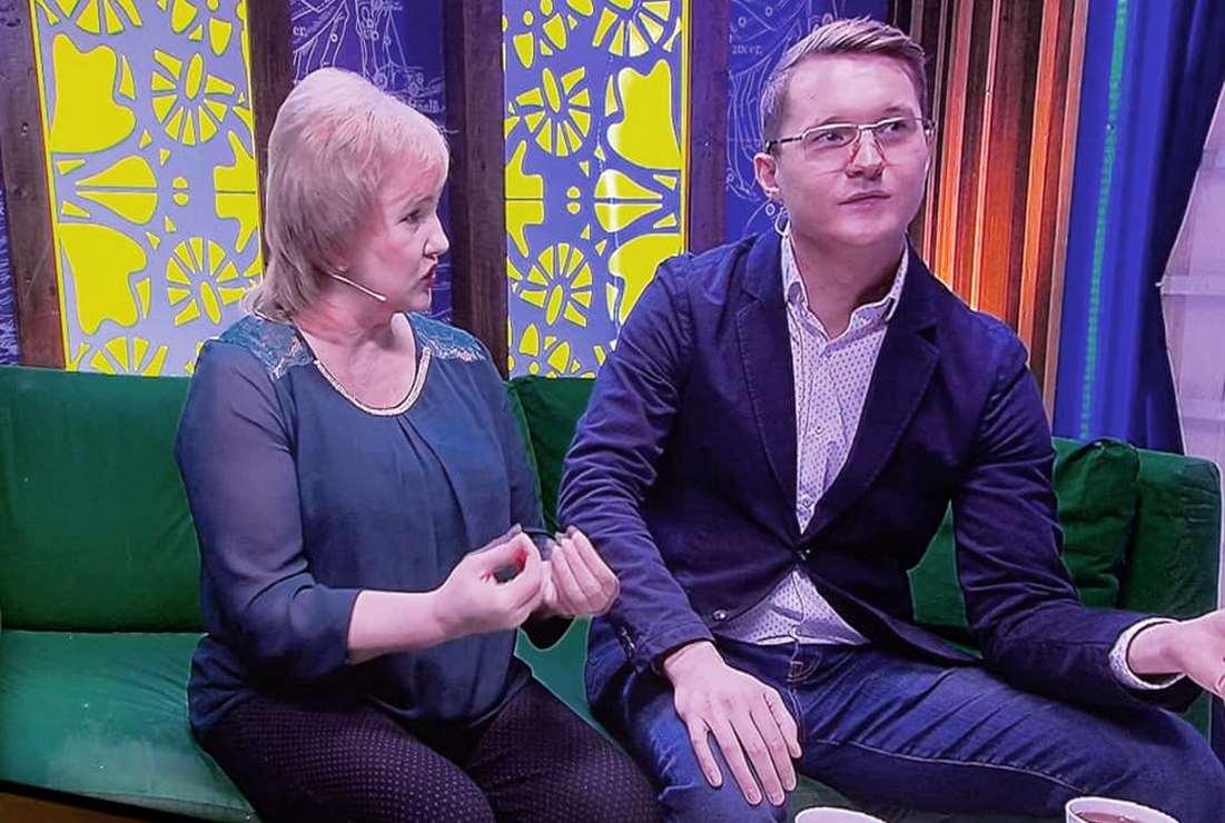 Лучанин поїхав у Москву, щоб стати героєм шоу на «Первом канале» (відео)