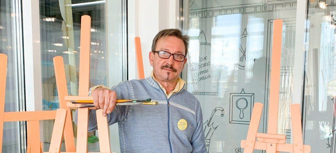 У «Промені» відомий ілюстратор проведе майстер-клас для дорослих (фото)