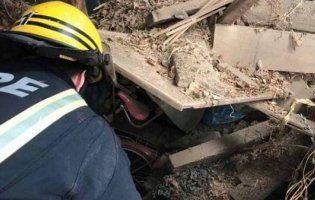 Опіки обличчя й рук: у Луцьку врятували власника будинку, де стався вибух (фото)