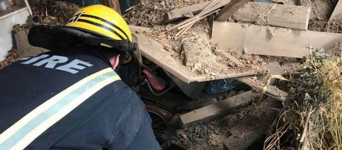 У Луцьку чоловік сильно травмувався через витік газу в будинку: відомі деталі (відео)