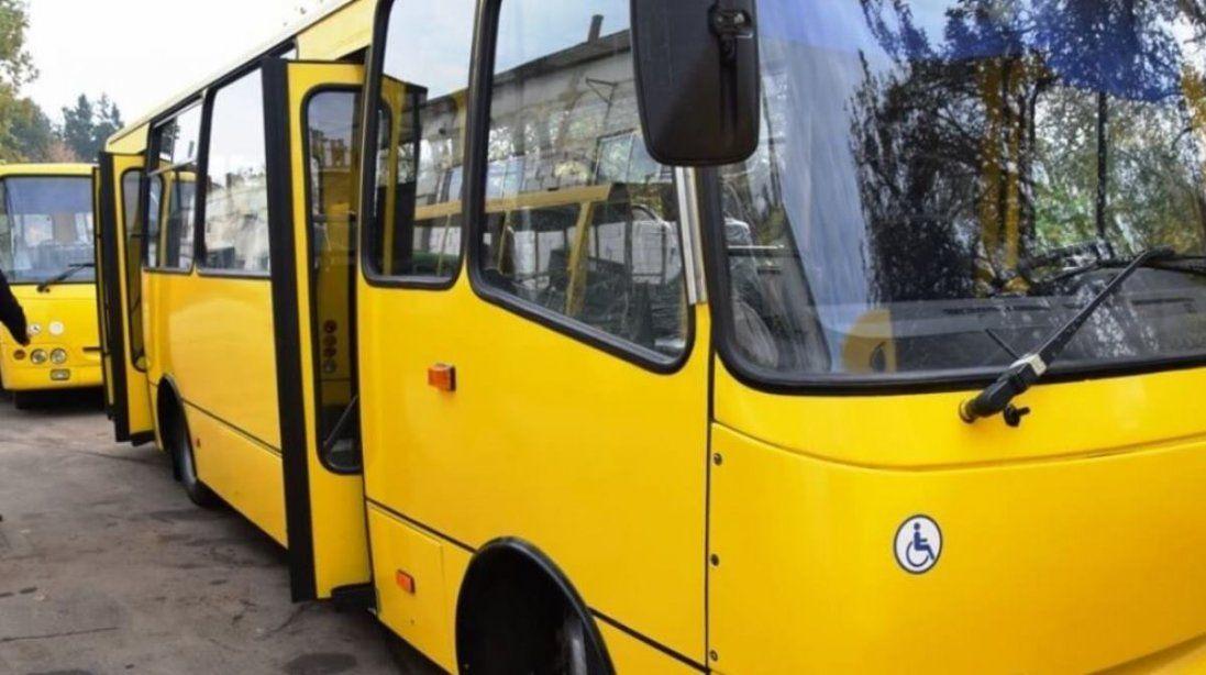 На маршрут №9 у Луцьку призначили тимчасового перевізника