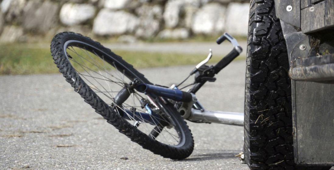ДТП на Волині: 21-річний водій збив велосипедиста