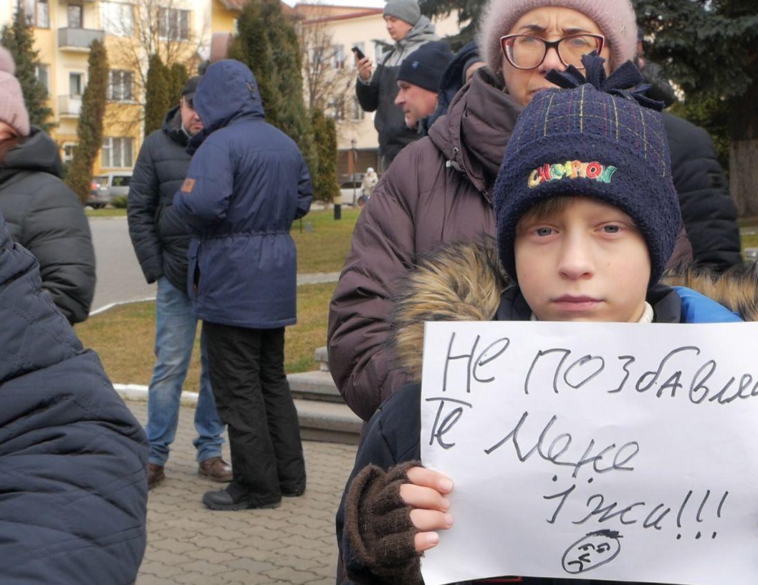 Все про демонтаж Старого ринку в Луцьку (сюжет t1.ua)