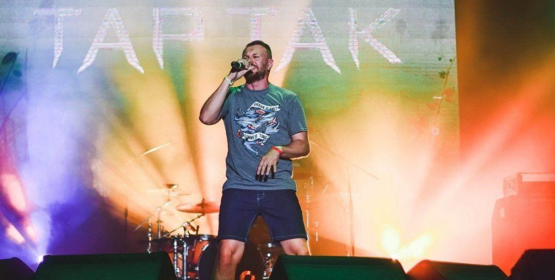 Сашко Положинський оголосив, що припиняє виступи з «Тартаком» (відео)