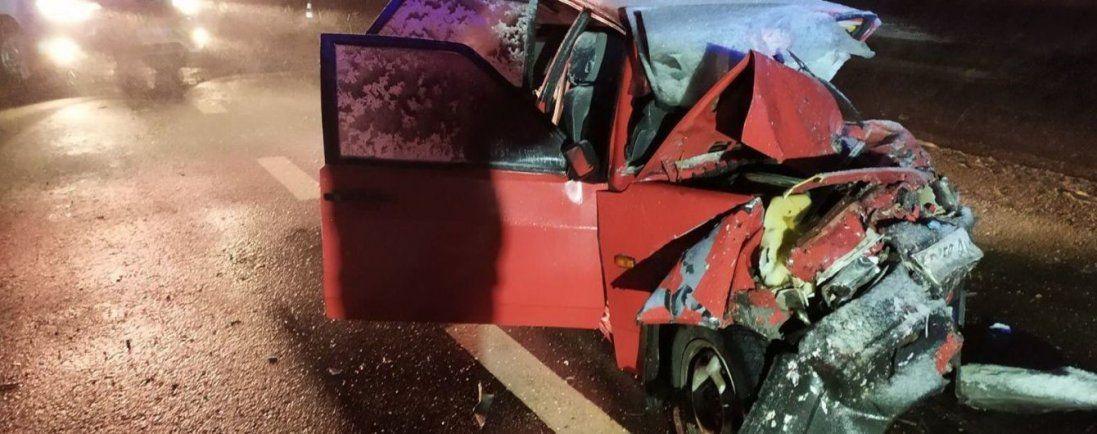 У ДТП на Харківщині загинуло п'ятеро людей