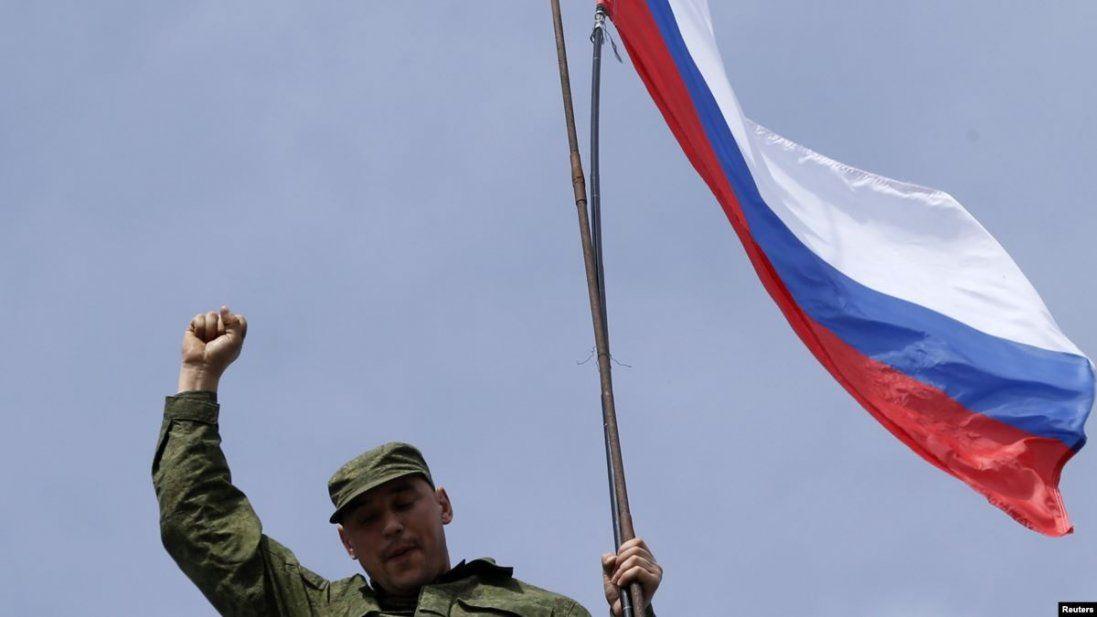 Ті, хто зрадив Україну в Криму, отримають статус почесних громадян Росії