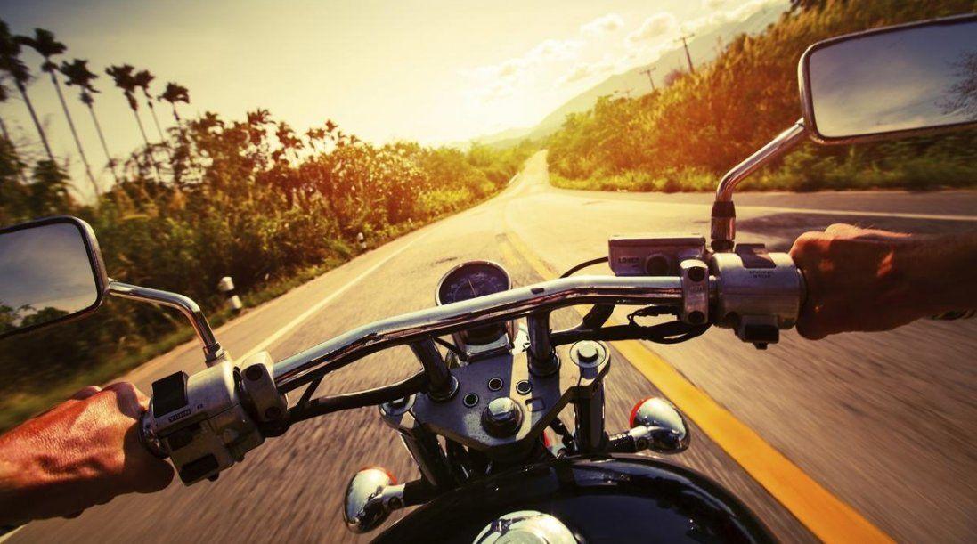 Українець на мотоциклі здійснив навколосвітню подорож