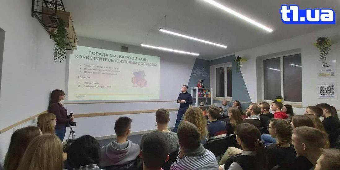 ТОП-4 поради Андрія Разумовського молодим бізнесменам