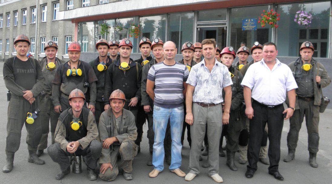 Зеленський пообіцяв погасити заборгованість шахтарям Львівщини