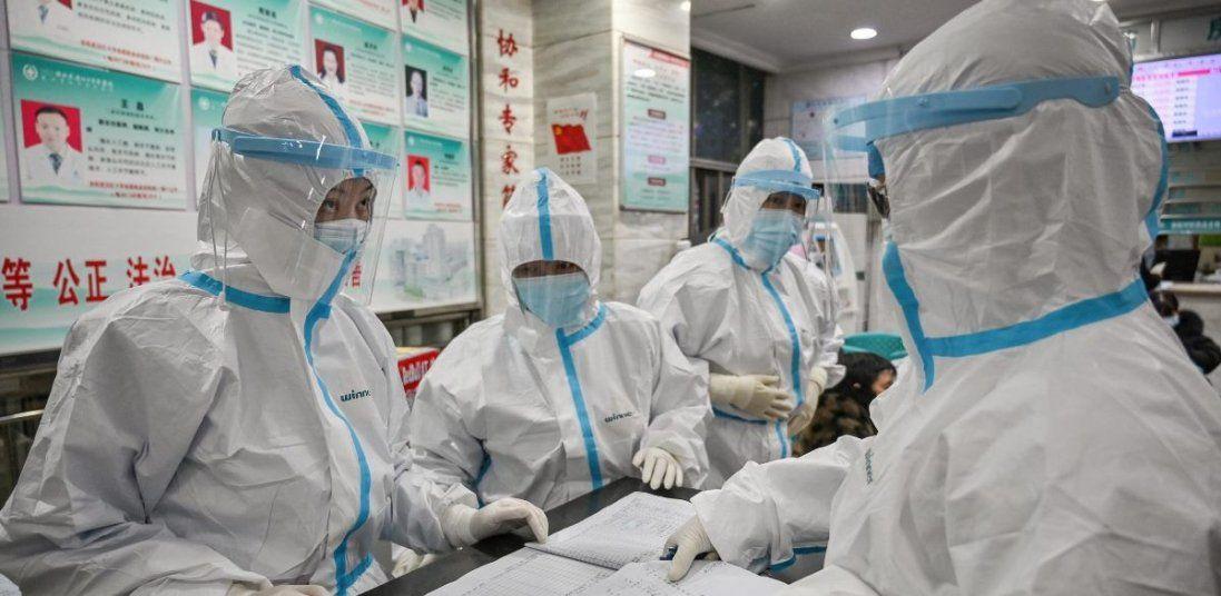 У Китаї добудували другу лікарню для хворих на коронавірус