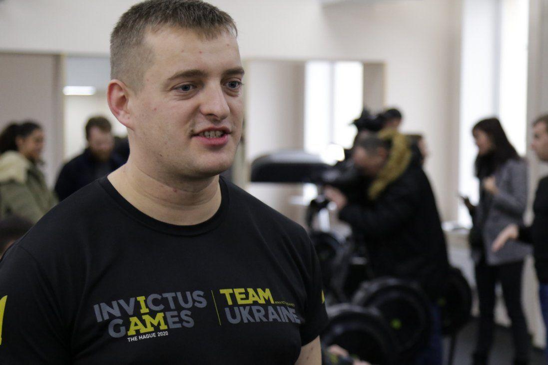 Як ветеран ЗСУ з Луцька готується до «Ігор нескорених-2020» (відео)