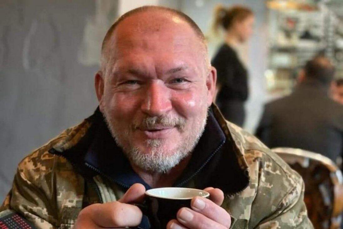 На Донбасі після чотирьох контузій помер легендарний парамедик