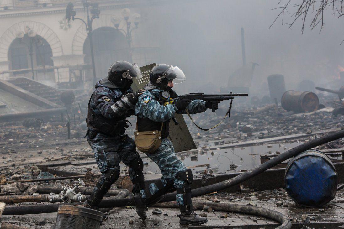 До Києва повернулись двоє ексберкутівців, які розстрілювали людей на Майдані