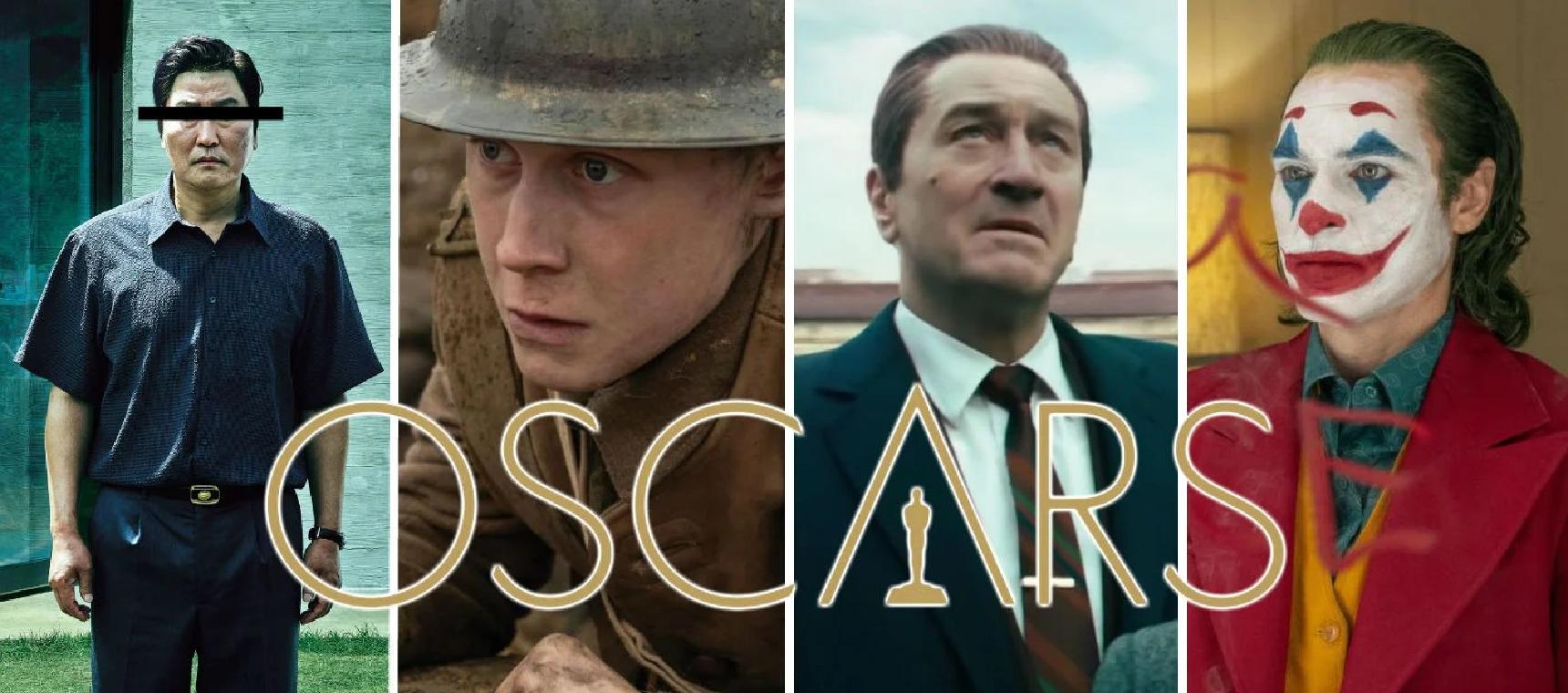 ТОП-9 фільмів, які стали найкращими  та номіновані на Оскар-2020 (відео)