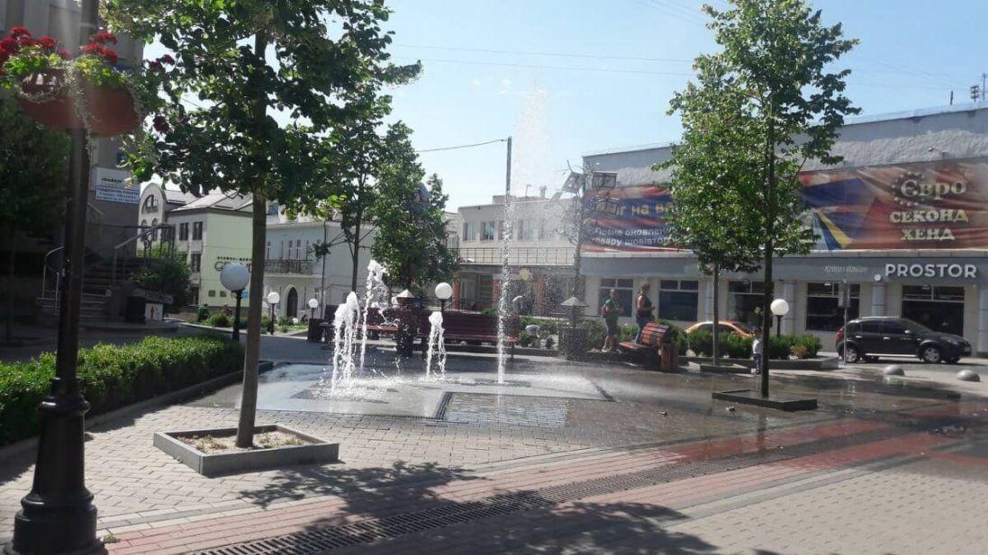 У Луцьку обслуговування фонтанів обійдеться міському бюджету у майже 4 мільйони