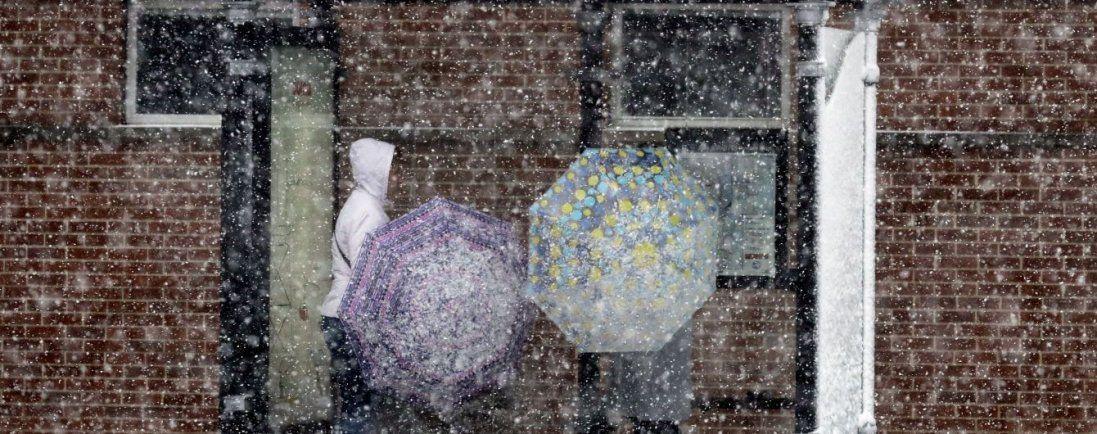 Морози і мокрий сніг: погода в Україні 10 лютого