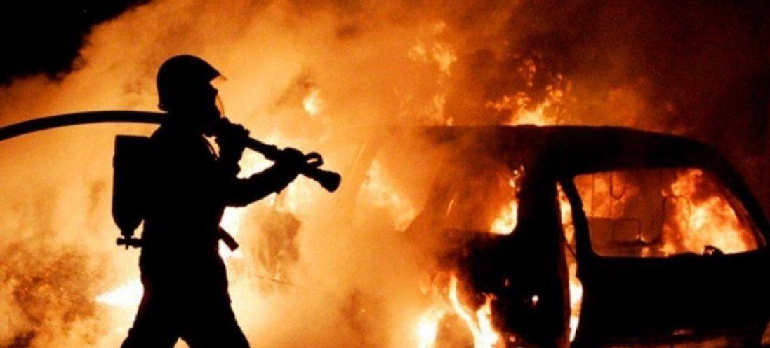 На штрафмайданчику в Одесі згоріло 20 автомобілів