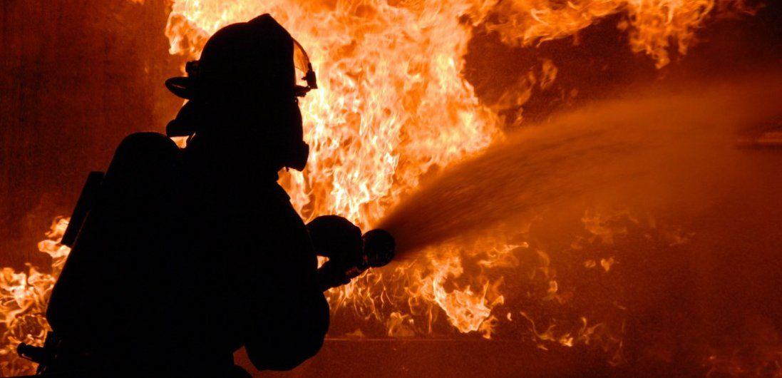 На Волині в пожежі загинула літня жінка
