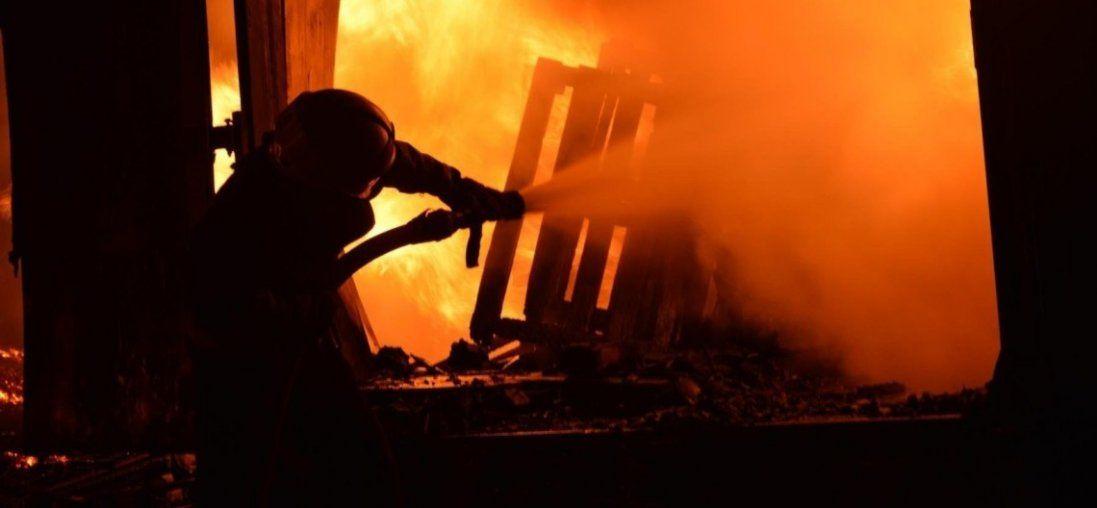 На Волині згоріла 96-річна жінка