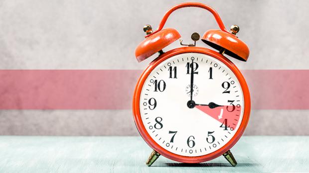 29 березня українці перевели годинники на годину вперед