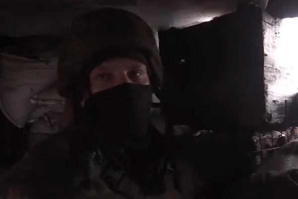 Сильні кадри з воїнами ЗСУ на Донбасі потрапили в мережу