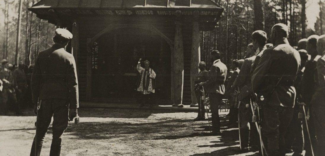 Невідомі фото з Волині 1916 року