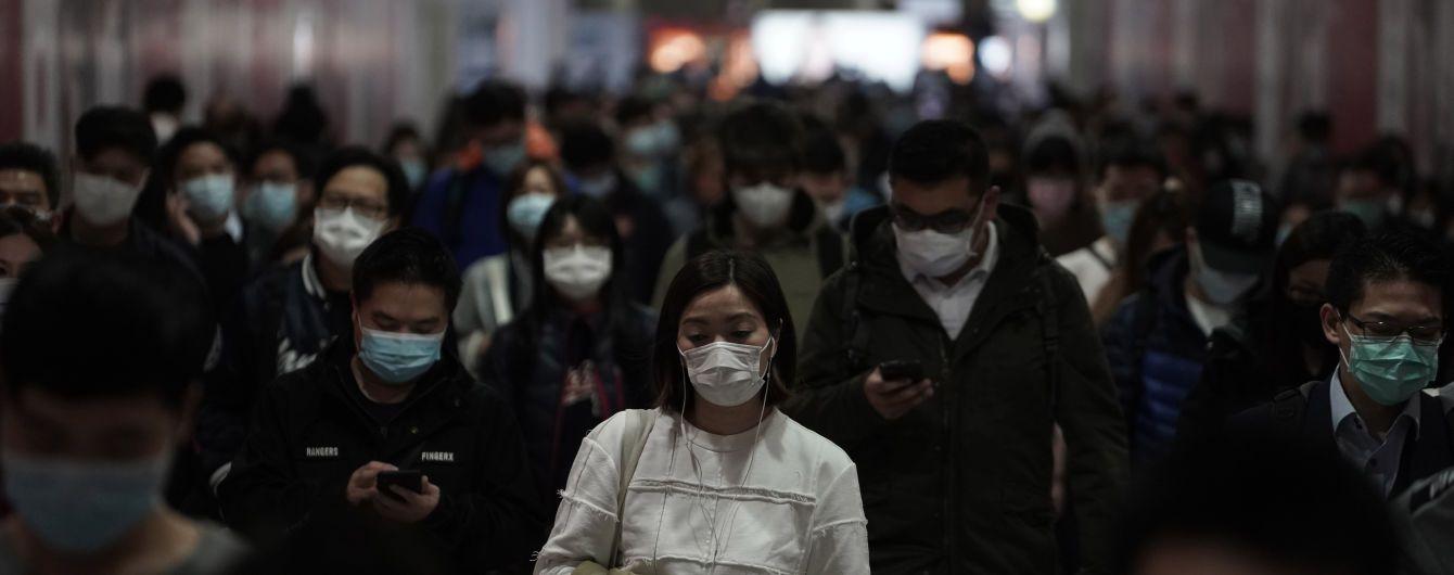 Кількість хворих на коронавірус сягнула 45 тисяч
