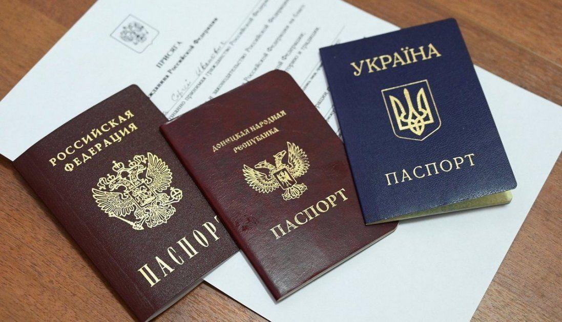 Примусова видача «паспортів ЛНР»: відкрили «кримінал»