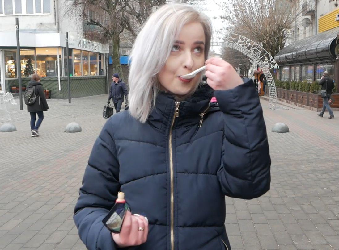 А ви погодитесь поласувати гірчицею за 100 гривень? (відео t1.ua)