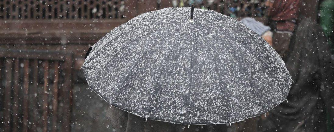 Дощ із мокрим снігом: погода на сьогодні