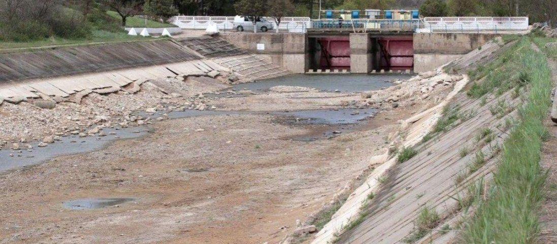 Ніякої води в анексований Крим, – Комітет Ради