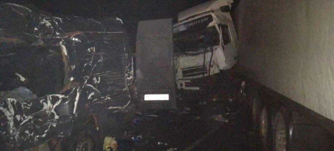 Подробиці страшної аварії в Росії, під час якої загинули 8 українців