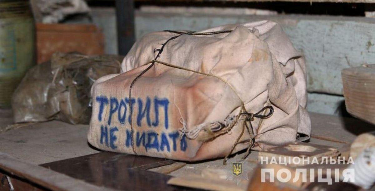 На Київщині в багатоповерхівці знайшли вибухівку