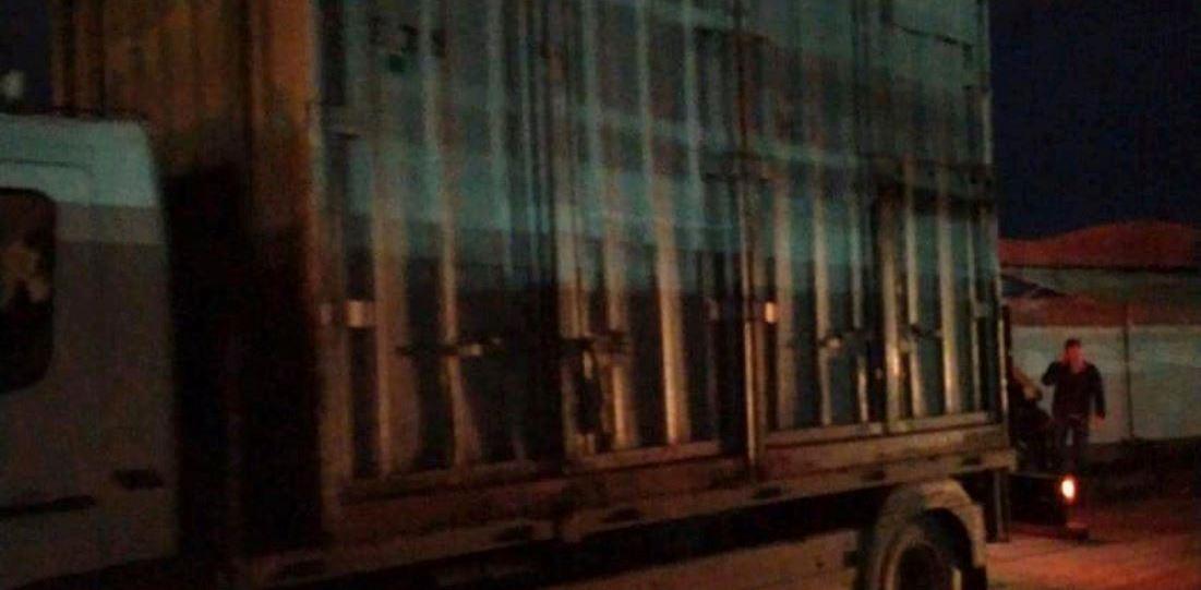Скільки контейнерів перевезли зі Старого на Новий ринок у Луцьку