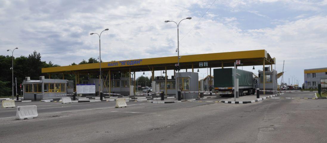 Вантажівку за пів мільйона намагалися незаконно провезти через «Ягодин» (фото)