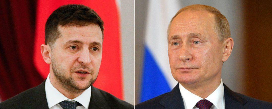 Про що по телефону на День всіх закоханих говорили Зеленський і Путін