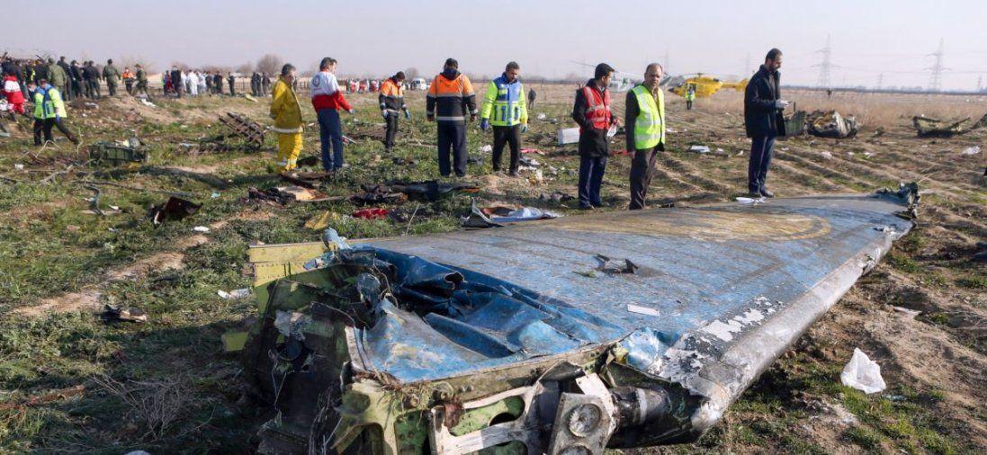 В Ірані навідріз відмовилися передавати чорні скриньки з літака МАУ