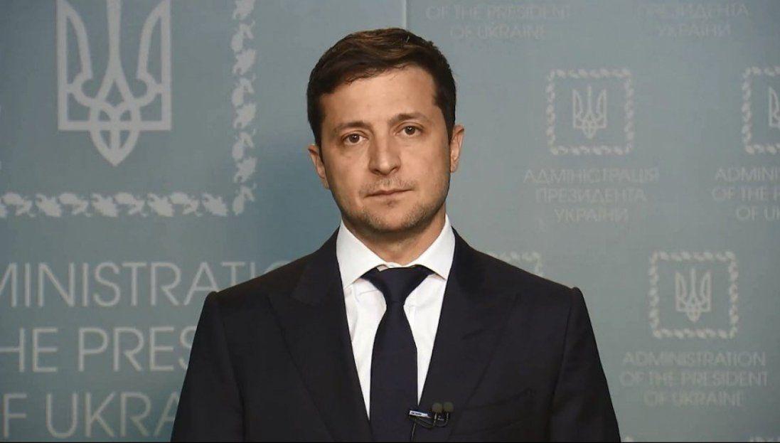 Зеленський назвав кількість полонених на Донбасі українців
