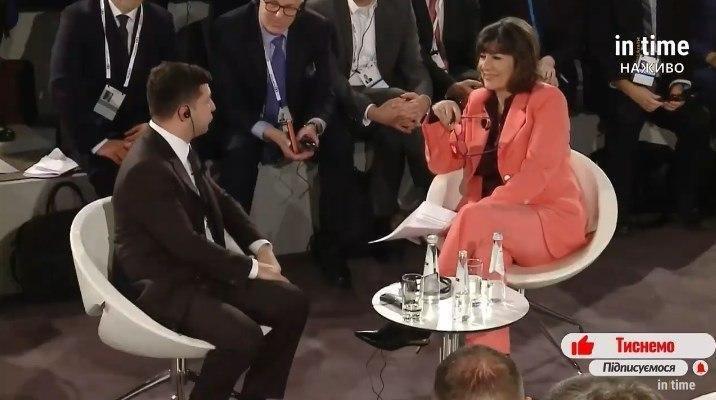 Зеленський пожартував про імпічмент Трампа і Україна