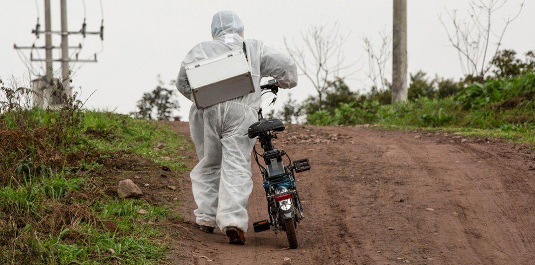 Спалах коронавірусу: китайцям заборонили виходити з будинків